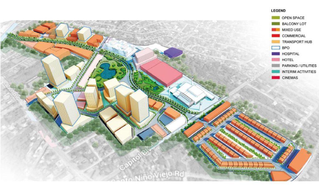 Capital Town Master Plan