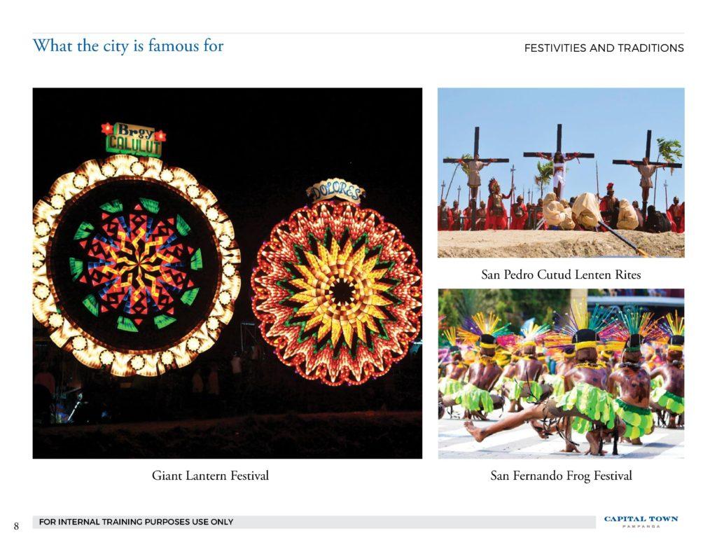 Capital Town Festivals