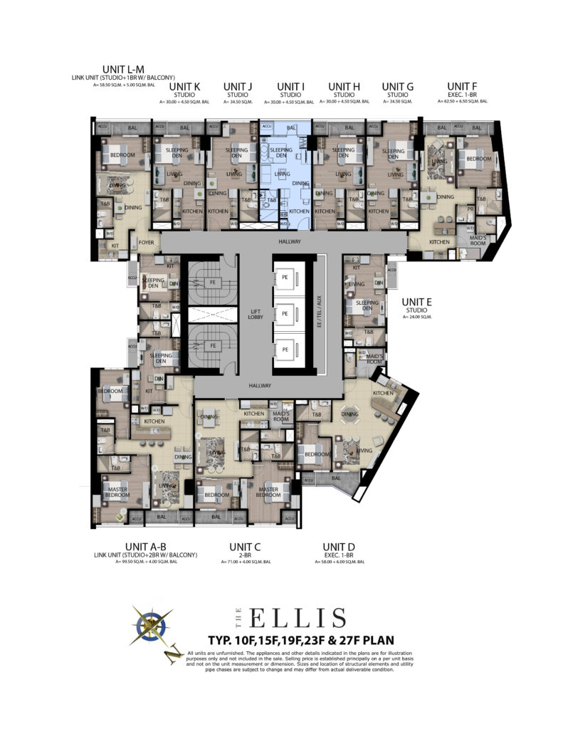 The Ellis Floor Plan