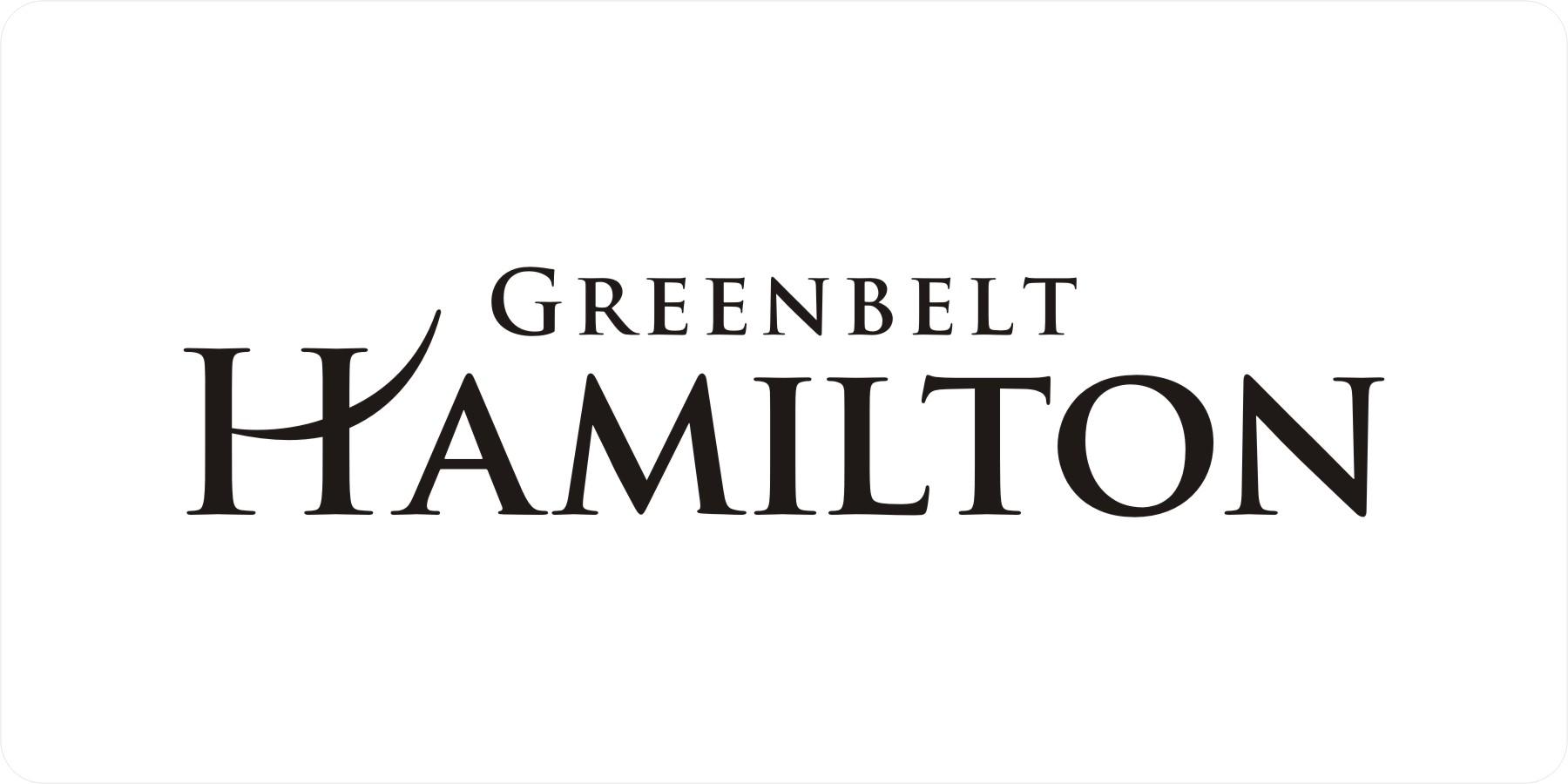 Greenbelt Hamilton Logo