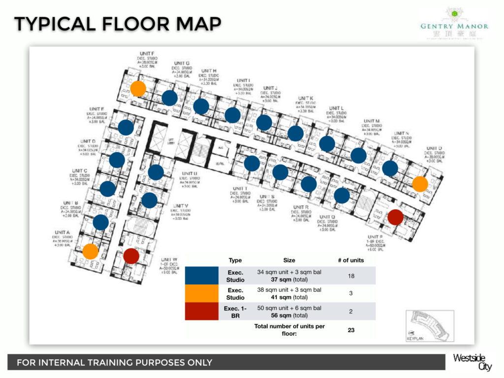 Gentry Manor Floor Plan