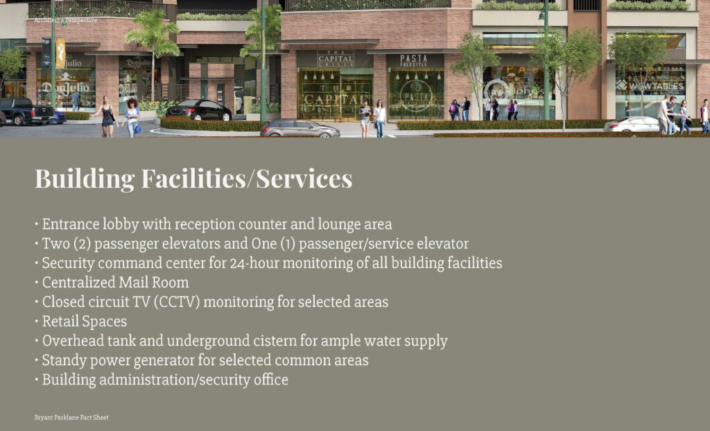 Bulding Facilities