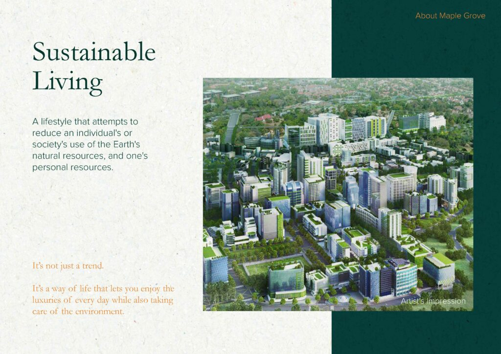 Maple Grove Sustainable Living