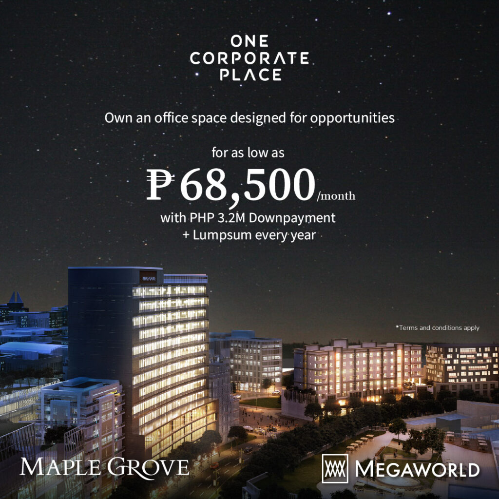 One Corporate Place Promo