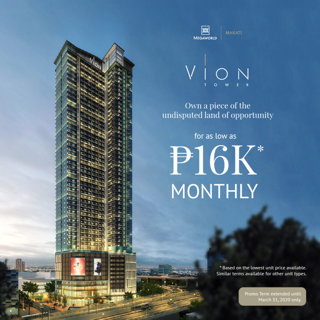 Vion Tower Promo