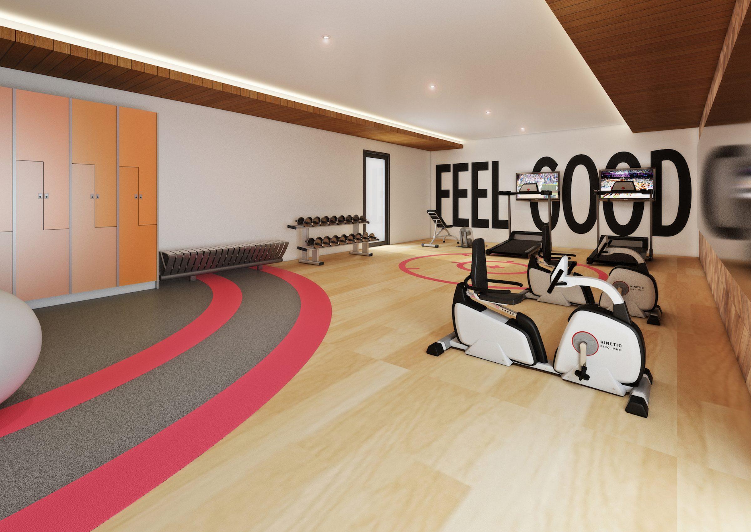 Gentry Manor Gym