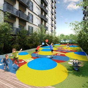 Gentry Manor Toddlers & Children's Playground