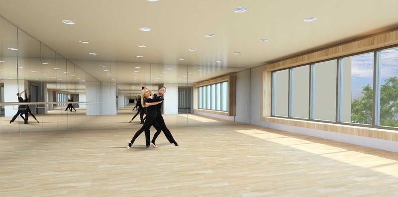 San Antonio Residence Dance Studio