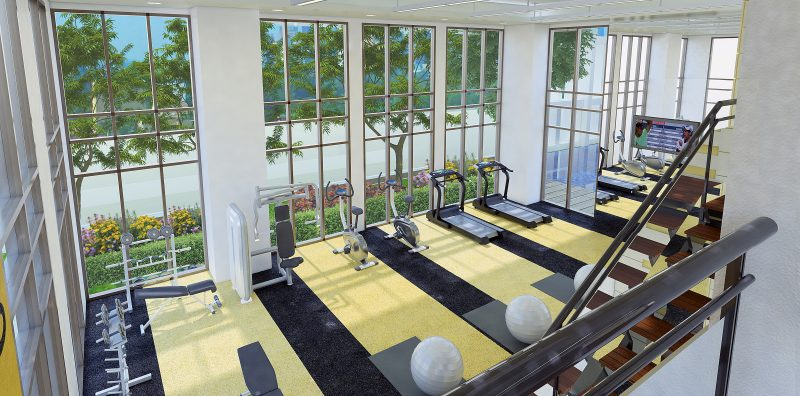 San Antonio Residence Gym